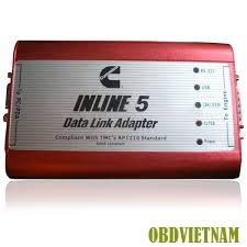 Máy chẩn đoán CUMMINS INLINE 5 là Máy chẩn đoán lỗi dành cho đầu kéo Mỹ, cung cấp các thông tin mã lỗi động cơ một cách chính xác
