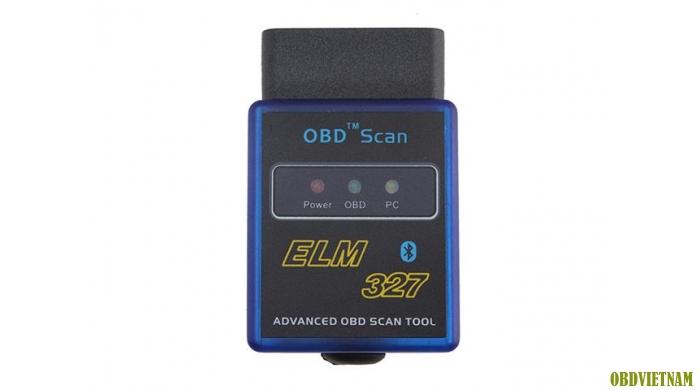 Thiết bị chẩn đoán ELM327 CÁP V1.5 OBD II