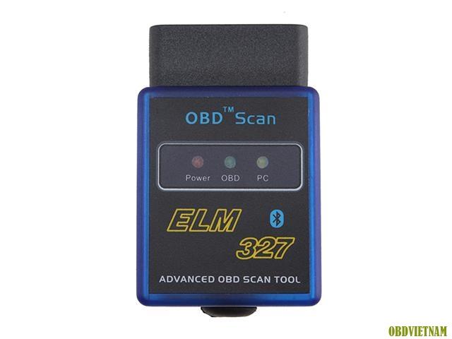 Công cụ hỗ trợ tất cả các giao thức OBD – II. Nó được sử dụng để đọc mã số chẩn đoán sự cố, mã lỗi hệ thống.