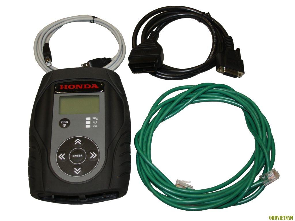Với sự kết hợp mới được tích hợp trong MVCI, Honda kiểm duyệt phần mềm