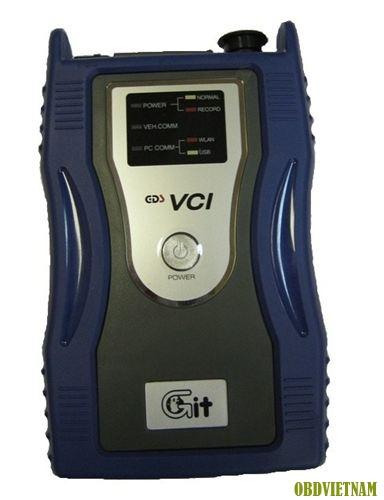 Máy chẩn đoán GDS VCI với phần mềm kèm theo thì việc sửa chửa các bệnh trên xe Huyundai + KIA sẽ trở nên dễ dàng hơn bao giờ hết.
