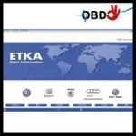 Phần mềm tra cứu phụ tùng AUDI EPC