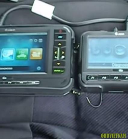 Thiết bị đọc hộp điều khiển ôtô (hộp đen) và các cảm biến trên ôtô cho xe du lịch hiện đại