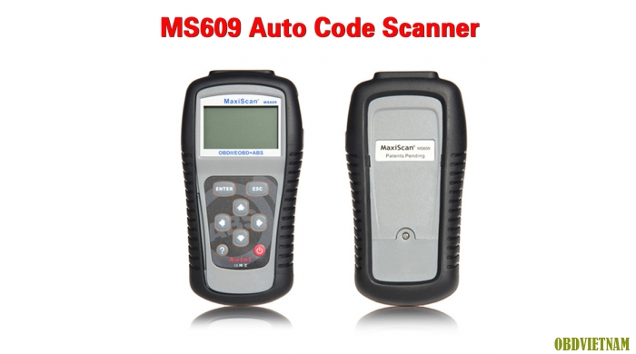MaxiScan MS609