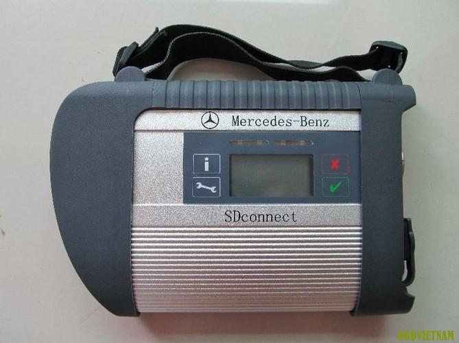 Máy chẩn đoán | máy dọc lỗi MERCEDES-BENZ MB STAR C4 thiết bị chẩn đoán Benz có đầy đủ các chức năng giống nhứ máy BENZ-SCANNER( máy chính gốc do hãng mecedes chế tạo)