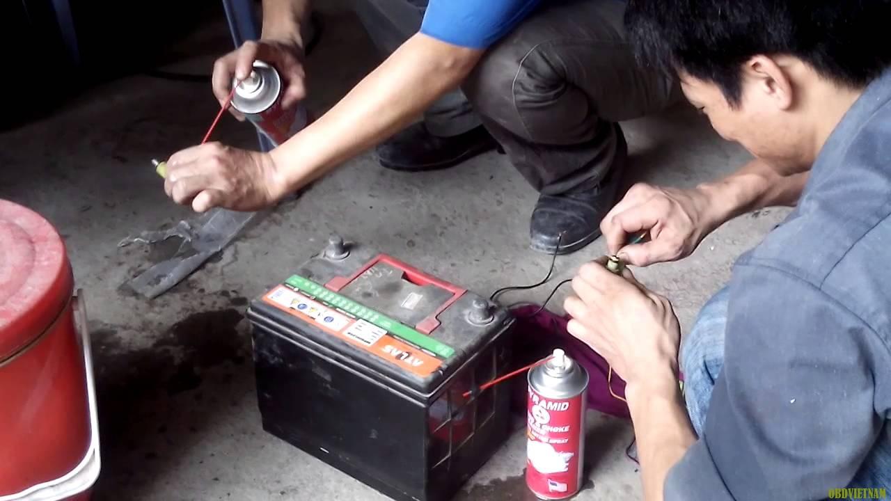 Máy chẩn đoán|Máy vệ sinh kim phun điện tử FI Cleaner V2.1. Công nghệ phun xăng điện tử không còn lạ lẫm gì với những người đang hoạt động trong lĩnh vực kỹ thuật ô tô, xe máy.