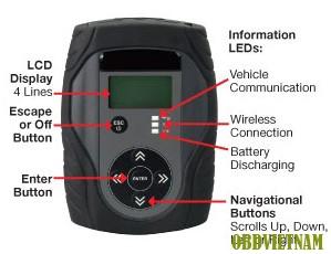 Honda MVCI Kit Honda Modular Vehicle Communications Interface