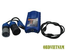 Máy chẩn đoán | thiết bị chuyên dụng Nexiq USB LINK là 1 adapter giúp kết nối giữa Latop ( máy tính) với hộp ECM của động cơ xe đầu kéo hoặc máy phát điện, thông qua phần mềm chẩn đoán được cài đặt trong máy tính