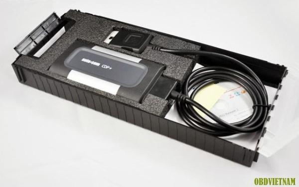 Máy chẩn đoán đa năng AUTOCOM CDP+ là thiết bị chẩn đoán đa năng, dùng cả cho dòng xe con và xe tải